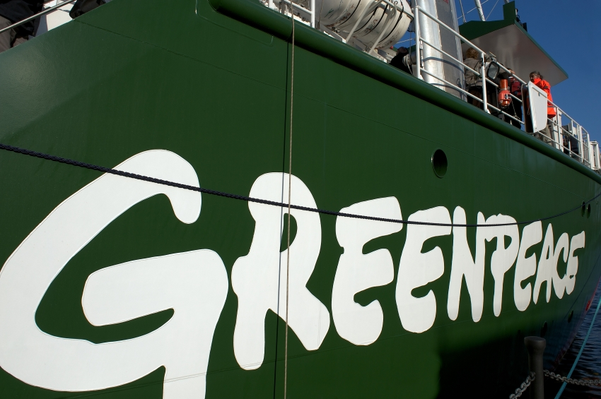 Greenpeace-ong
