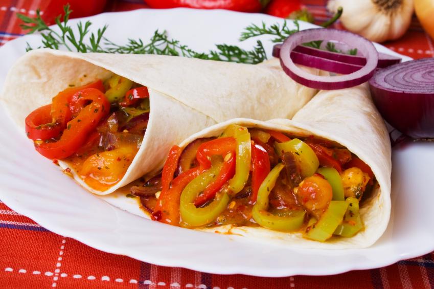 Recetas vegetarianas iii tacos picantes light con pi a y for Blogs cocina vegetariana