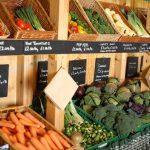 Tiendas y restaurantes de comida ecológica en Madrid