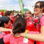 Trailwalker: 100 km que suman