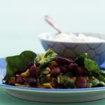 Dos recetas con espinacas de Oriente Próximo
