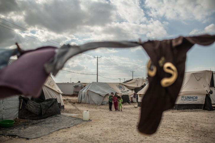 Campo refugiados Zaatari (c) Pablo Tosco