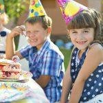 Convierte una fiesta de cumpleaños en un taller de solidaridad