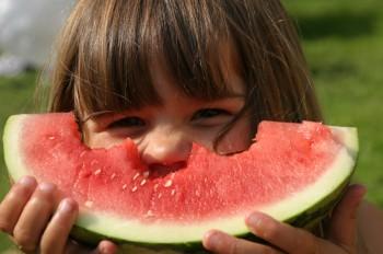 niños-comida-verano