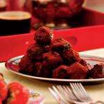 Trufas de chocolate e ingredientes de Comercio Justo: la unión perfecta