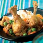 Viaje culinario hasta la India y Ecuador con dos recetas con pollo