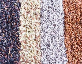 pasteles de arroz