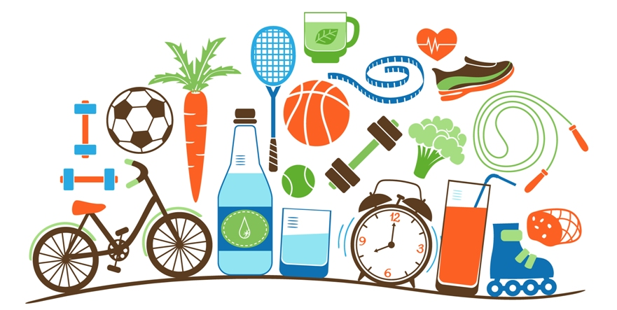 Siete hábitos saludables que no te costarán un gran esfuerzo | Ingredientes  que Suman