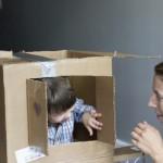 Juegos de niños y niñas para aprender valores este invierno