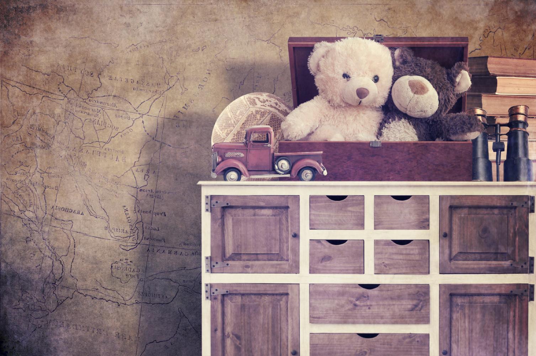 Muebles usados para la habitación de los más pequeños | Ingredientes ...