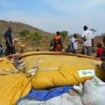 Llevar agua potable: ¡misión posible!
