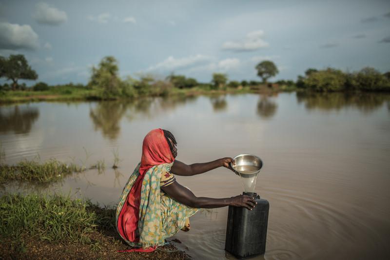 Que enfermedades se producen por agua contaminada