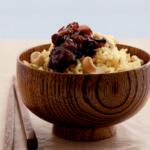 ¡Prueba el arroz con chutney, una nueva receta con arroz blanco!