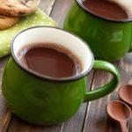 Chocolate a la taza Afríkao: sumérgete en este calentito y sabroso post