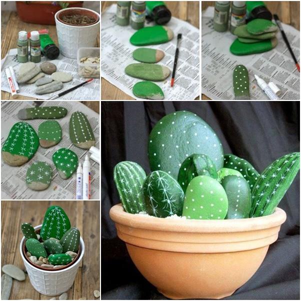 Diy-piedras-cactus