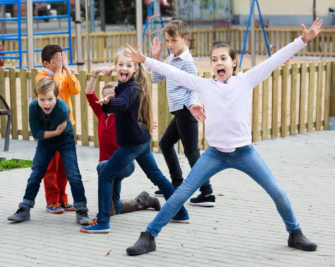 Seis Ejemplos De Juegos Infantiles Con Valores Para Fiestas
