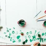 4 manualidades de invierno con materiales reutilizados para peques de educación infantil