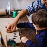 Manualidades para niños y niñas que fomentan el reciclaje