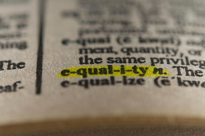 Frases igualdad de género ejemplo