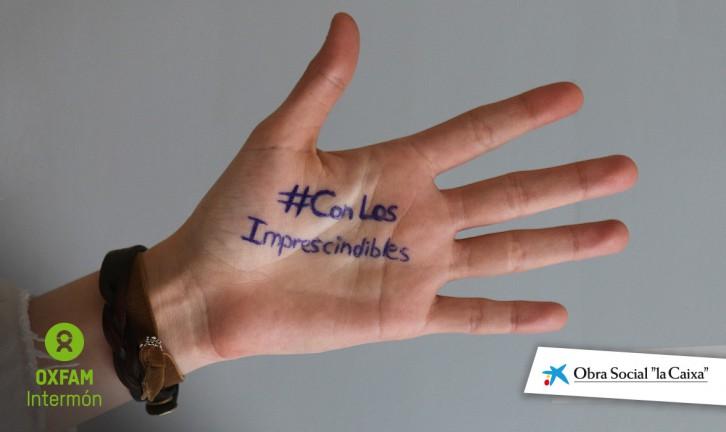 """Campaña """"Los Imprescindibles"""""""