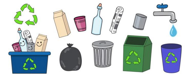 C mo reciclar correctamente gu a para peques - Como reciclar correctamente ...