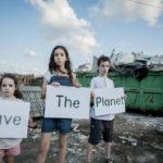 El efecto invernadero contado a niños y niñas