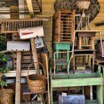Frescura para tu hogar con muebles reciclados