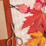 Manualidades de otoño para disfrutar de una estación con encanto