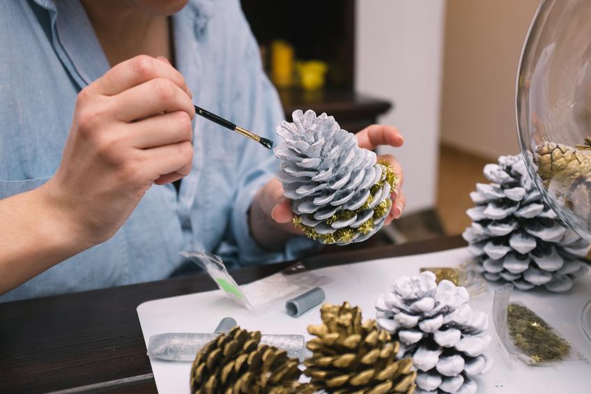 Manualidades Para El Hogar Navidad.Manualidades De Invierno Para Decorar Tu Hogar Estas Fiestas
