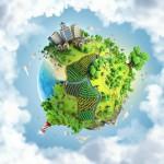 ¿Cómo influimos sobre el efecto invernadero natural?