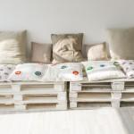 Decoración con palets para cualquier rincón de tu hogar