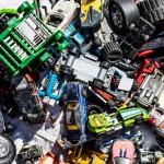 Cuatro propuestas originales para elaborar juguetes reciclados
