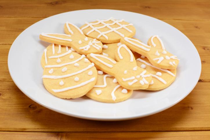 Pasteles Pascua