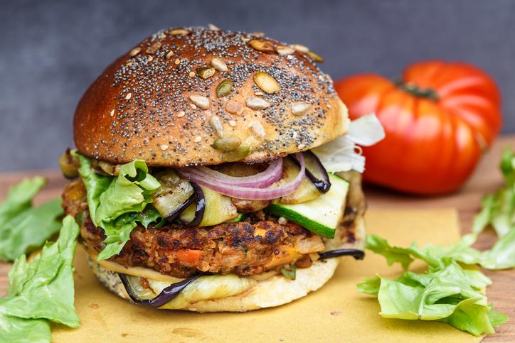 chia-Veggie-burger