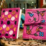 Libretas artesanales que guardan historias