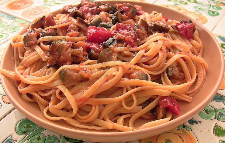 pasta vegana