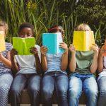 Actividades para niños y niñas en el día del libro
