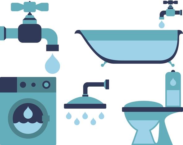 Todos podemos ahorrar agua en casa ingredientes que suman - Ahorrar en casa ...