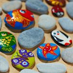 Patrones para hacer piedras pintadas