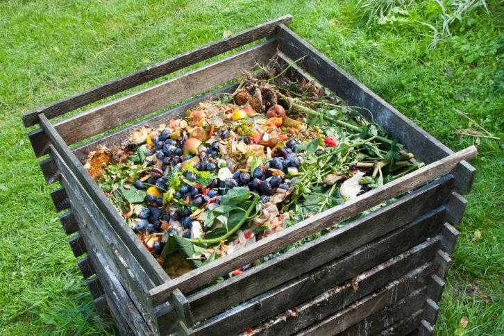 Compost casero compostador