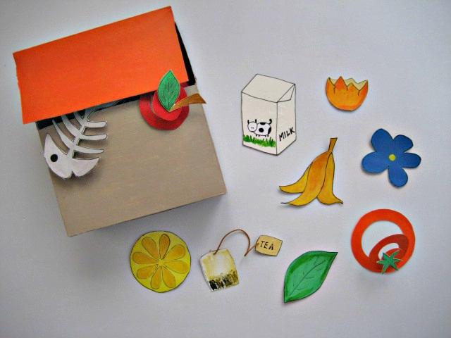 Contenedor Gris Actividades Para Que Los Peques Aprendan A Reciclar