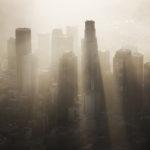 Imágenes del medio ambiente que evidencian la contaminación