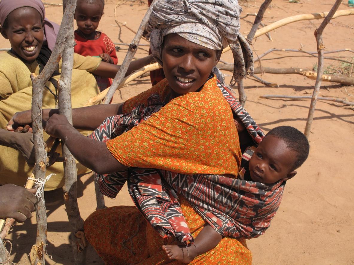 paises en riesgo de hambruna