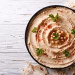¡Descubre 3 apetecibles recetas con hummus!