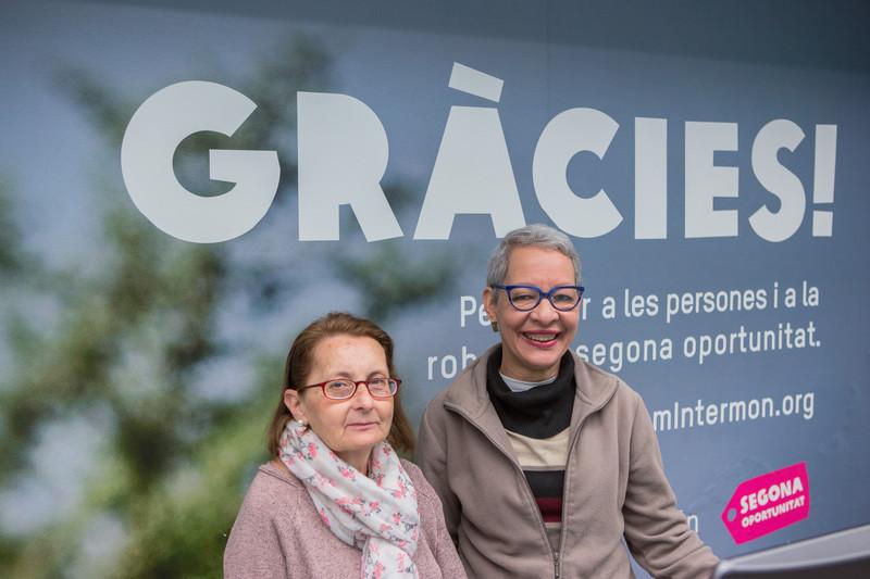 """""""voluntarias-tienda-segunda-oportunidad-barcelona"""""""