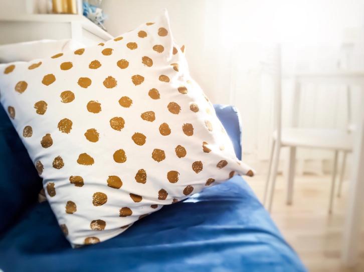Tutoriales DIY: cojines fáciles El blog de Coser fácil y