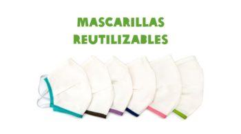 colección mascarillas reutilizables