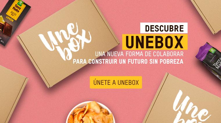 Únete a UneBox